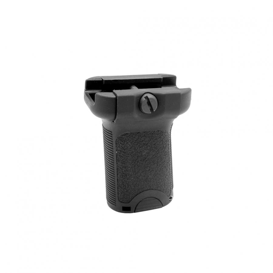 DY-GP11-BK - BR Style Short Fore Grip (Black)