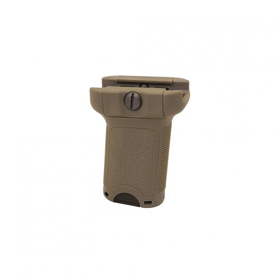 DY-GP11-DE - BR Style Short Fore Grip (Dark Earth)