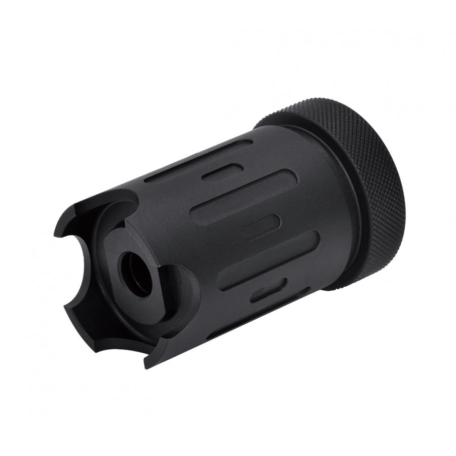 (ZS-FH01-BK) Silencer Co Blast Shield Tracer Ready with ACETECH Lighter S Tracer